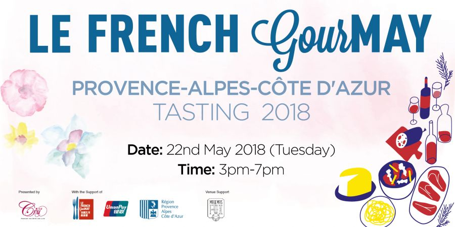 LFGM Provence-Alpes-Côte d'Azur Tasting 2018